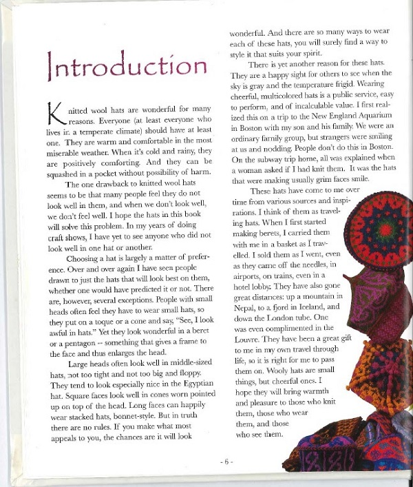 Fine and Fanciful Hats introduction