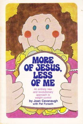 More of Jesus, Less of Me cover