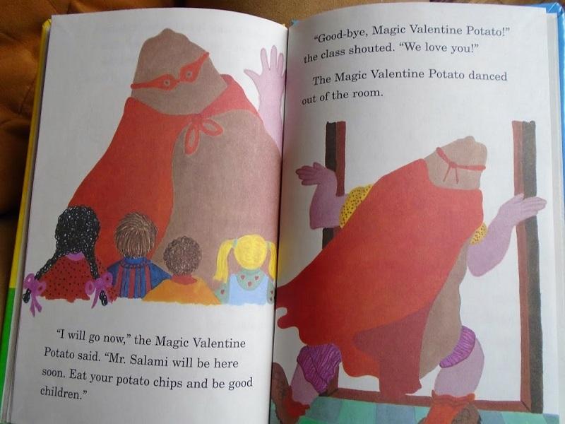 Magic Valentine Potato
