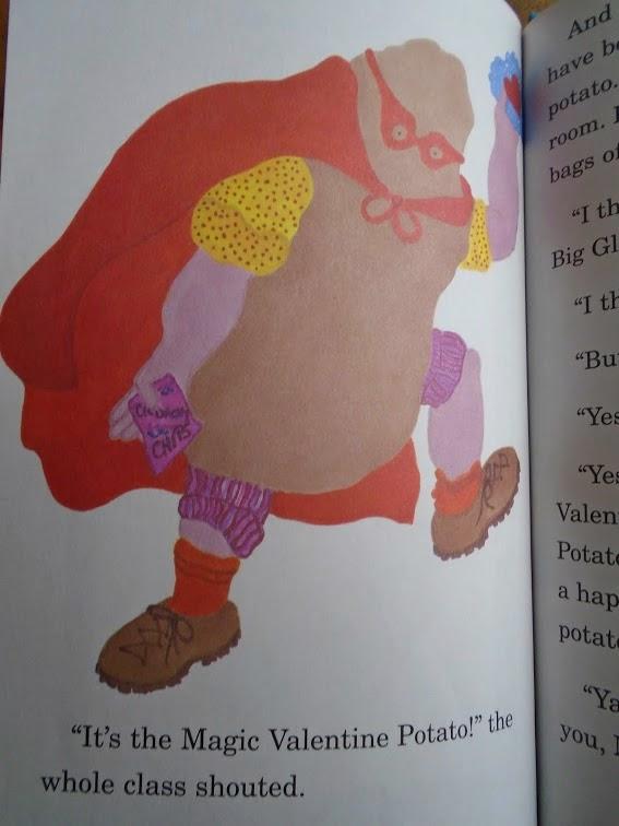 The Magic Valentine Potato