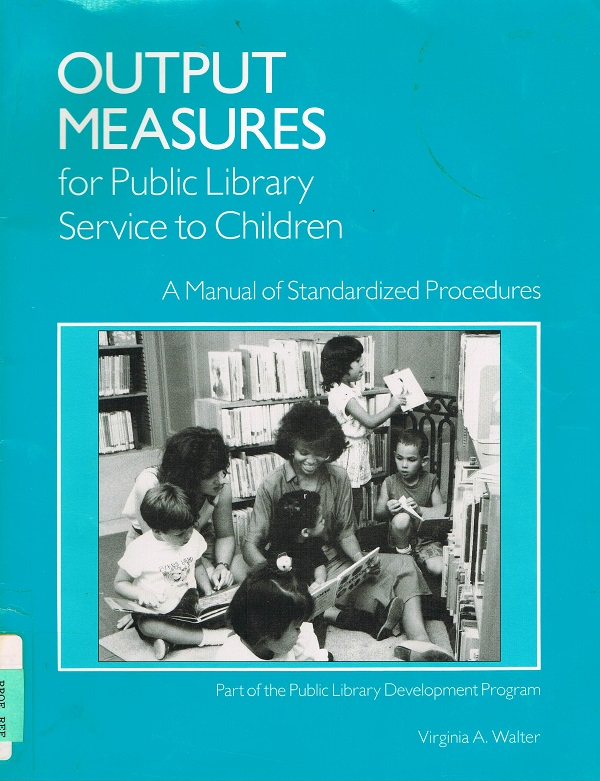 Output Measures for Public Library