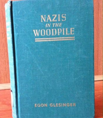 Nazis in the Woodpile cover