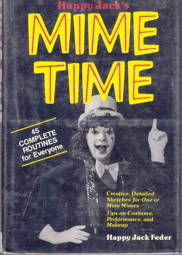 Mime Time - cover