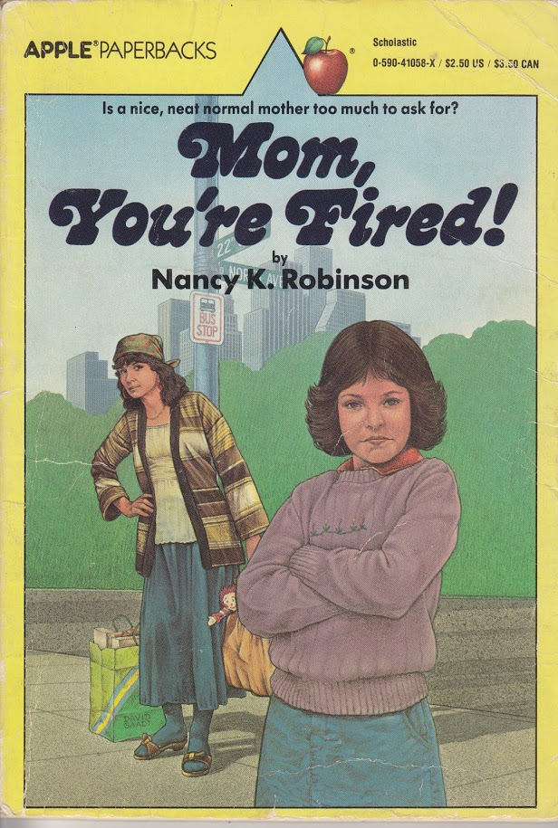Youth fiction: Mom You're Fired