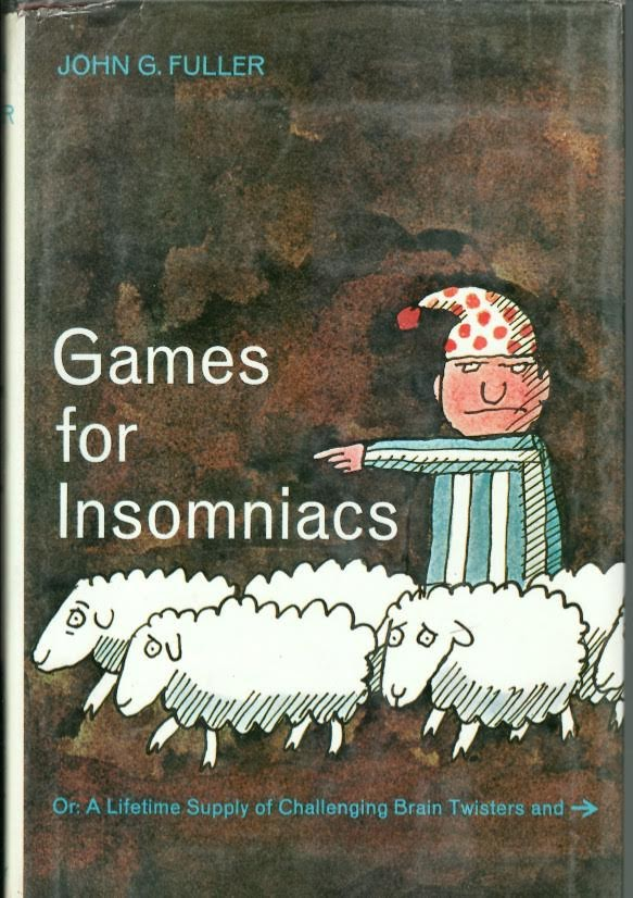 Games for Insomniacs cover