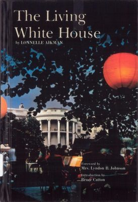The Living White House cover
