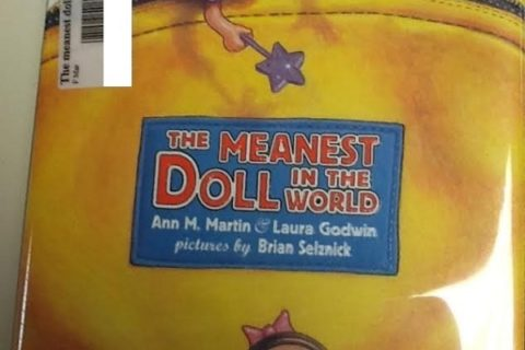 Meanest Doll in the World cover
