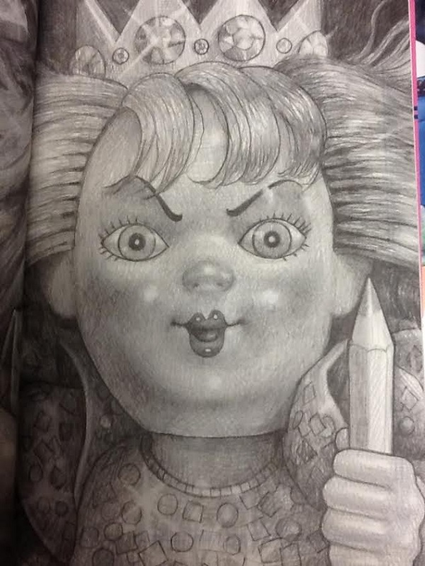 Mean doll
