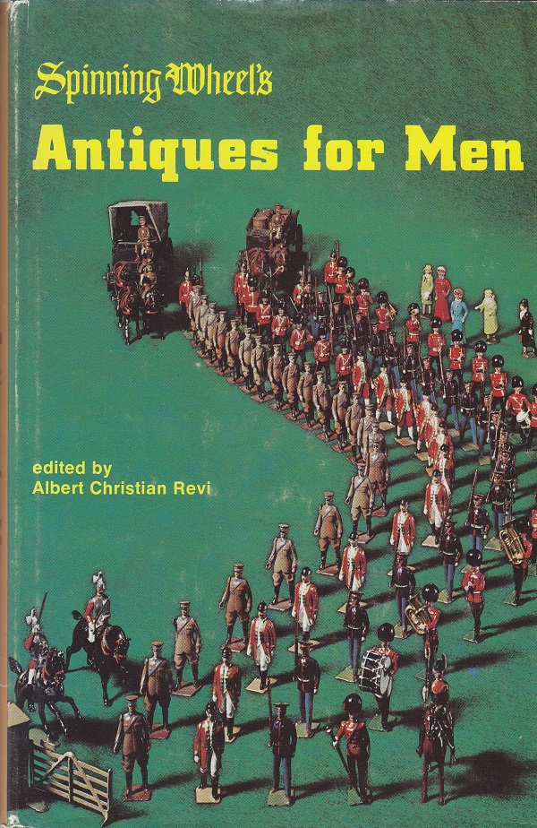Antiques for Men cover