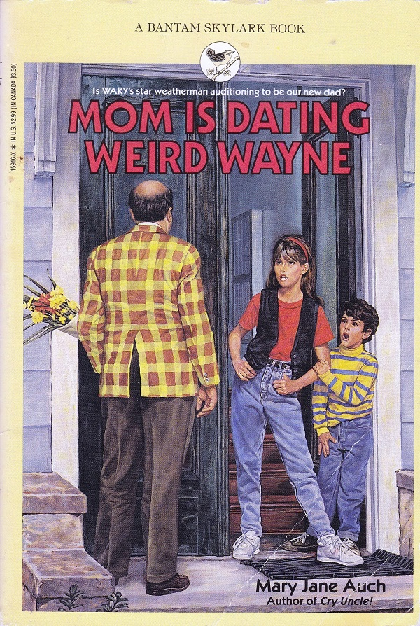 Mom is Dating Weird Wayne cover