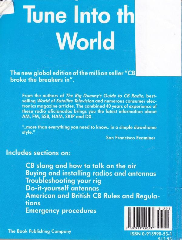 World of CB Radio back cover