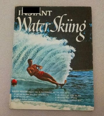 Instant Water Skiing cover