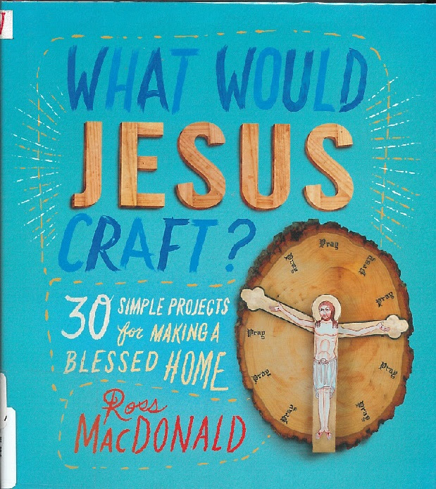 what would jesus craft? cover