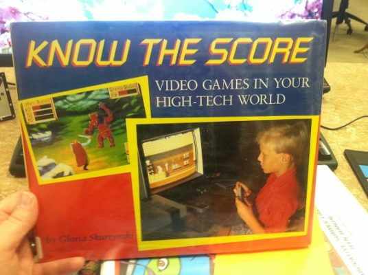 Know the Score cover