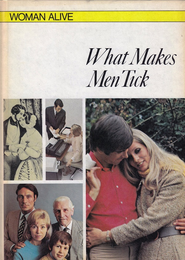 What Makes Men Tick cover