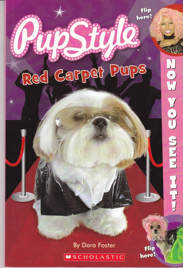 red carpet pups cover