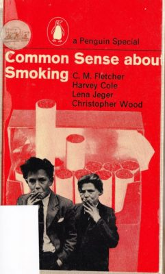 common sense about smoking cover