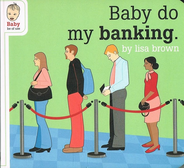 Baby Do My Banking - cover