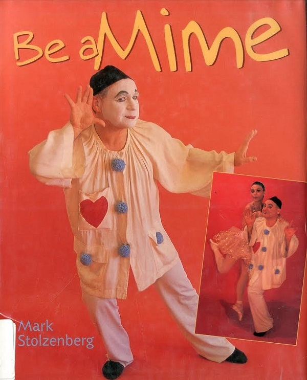 Be a Mime - cover