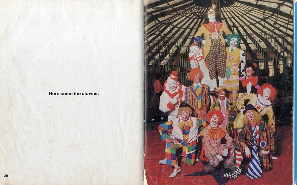 Clowns - Here come the clowns