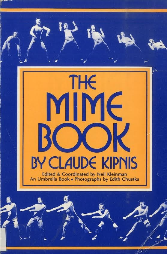 The Mime Book - cover