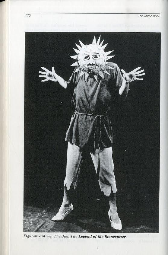 Figurative Mime. The Sun.