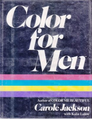 Color for Men cover