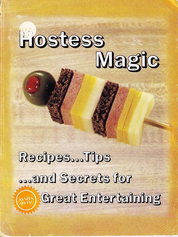 Hostess Magic cover
