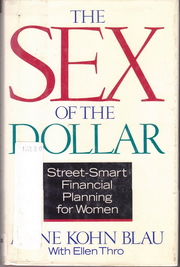 Sex of the Dollar cover