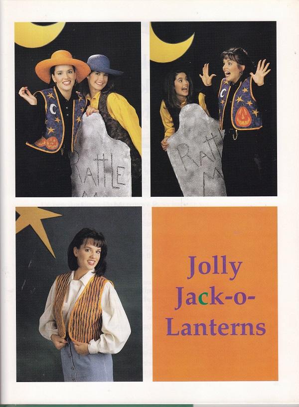 Jolly Jack-o-Lanterns