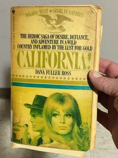 California by Ross