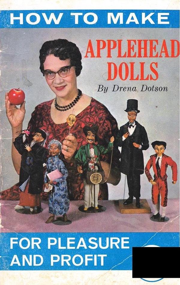Applehead Dolls cover