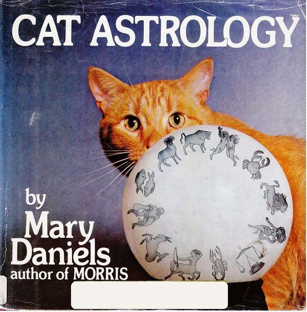 Cat Astrology cover