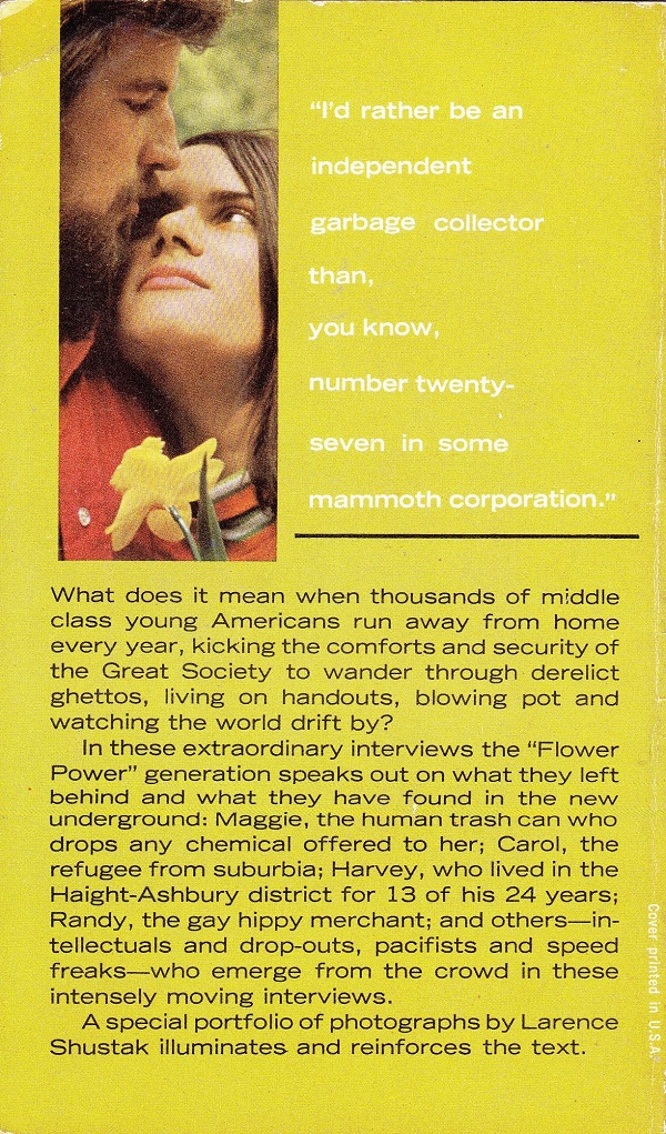 The Flower People back cover