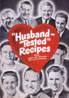 Husband tested recipes cover