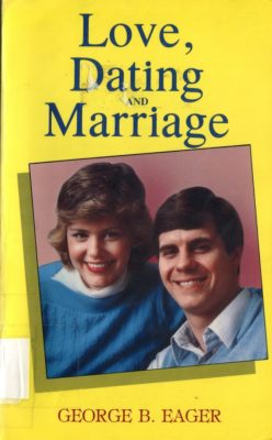 Love, Dating, Marriage cover