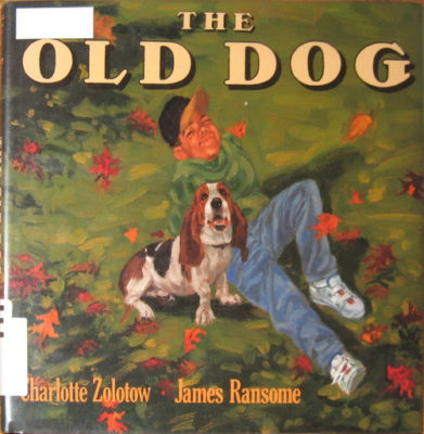 The Old Dog cover
