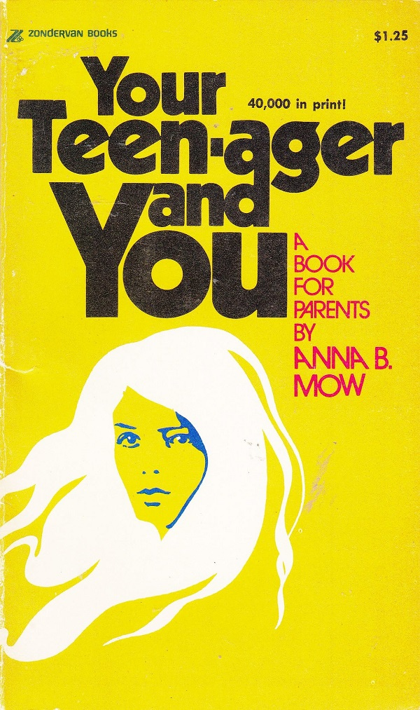 Your Teenager and You cover