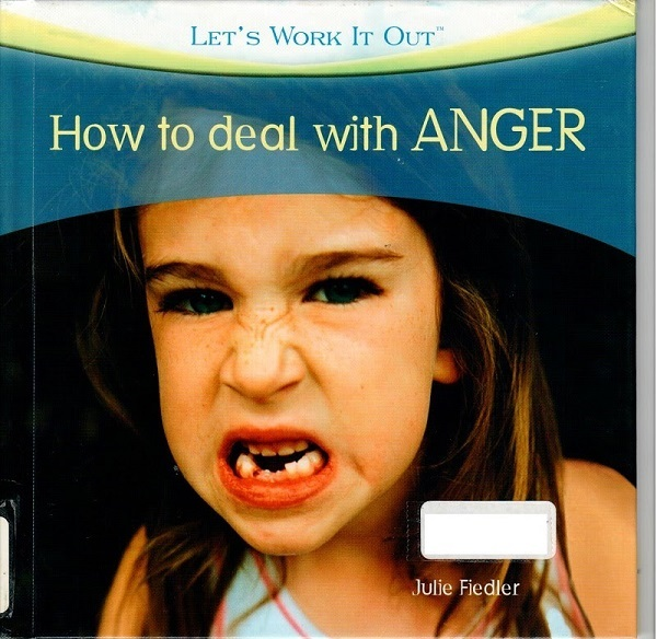 How to Deal with Anger - cover