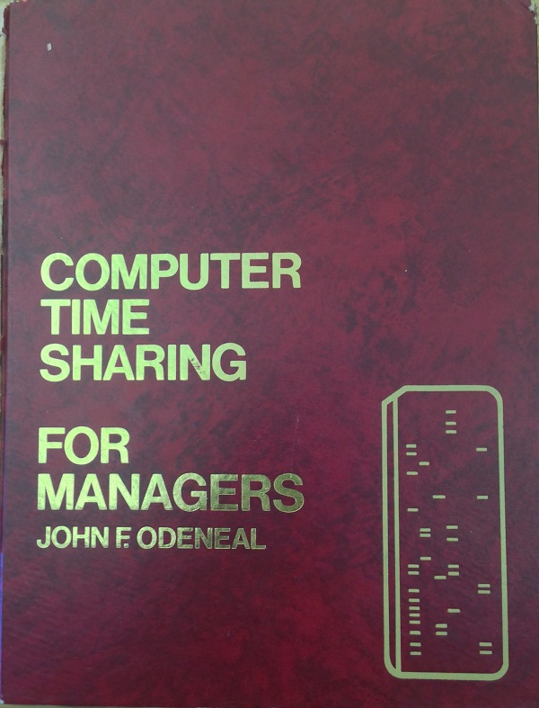 Computer Time Sharing cover
