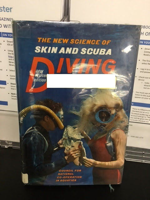 Skin and Scuba Diving cover