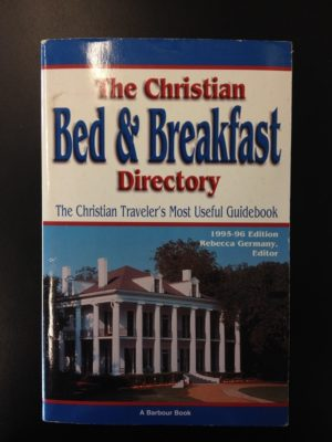 Christian Bed and Breakfast Directory
