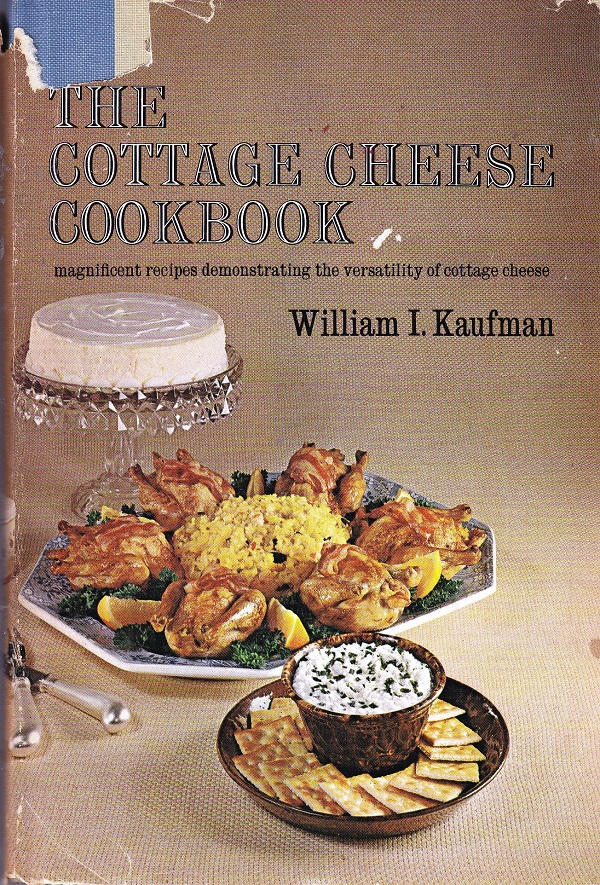 Cottage Cheese Cookbook