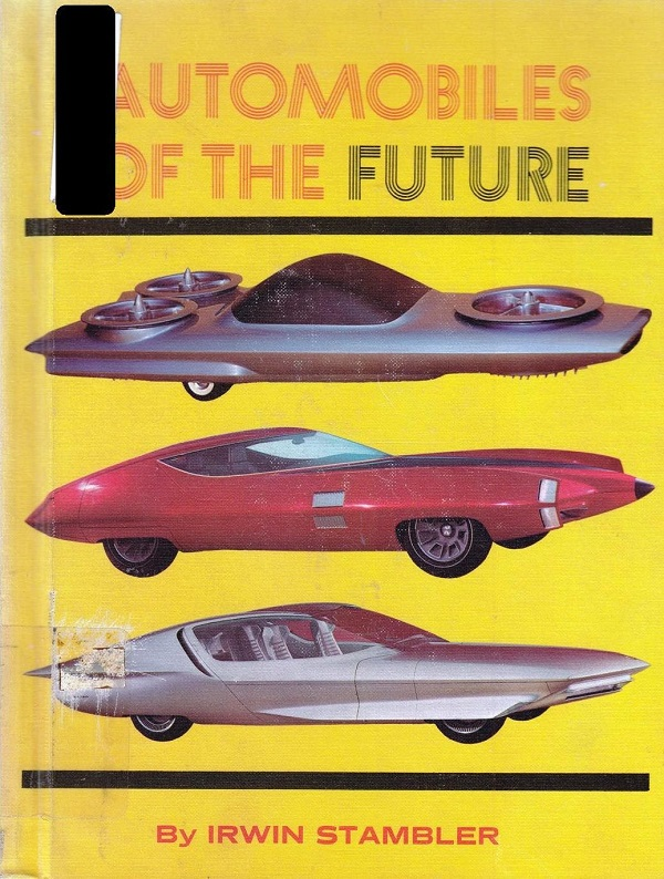 Automobiles of the Future cover