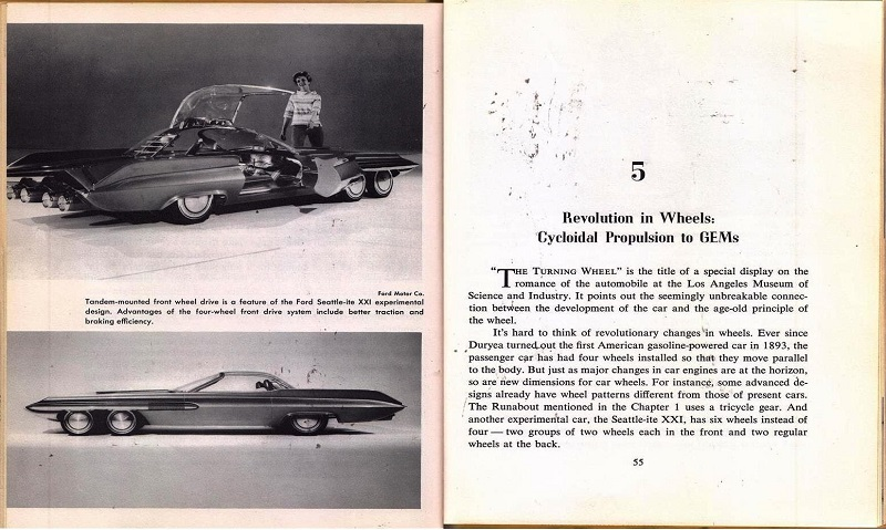Cycloidal propulsion