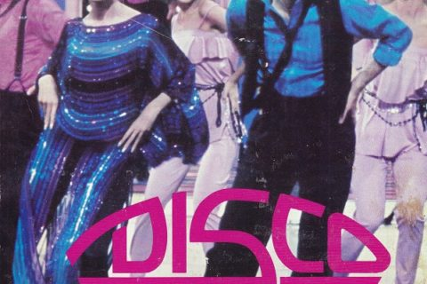 Disco With Donny and Marie cover