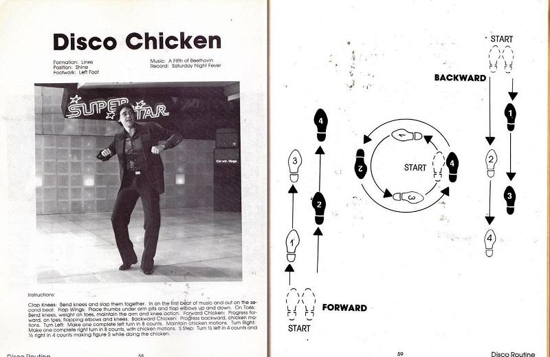 Disco Chicken