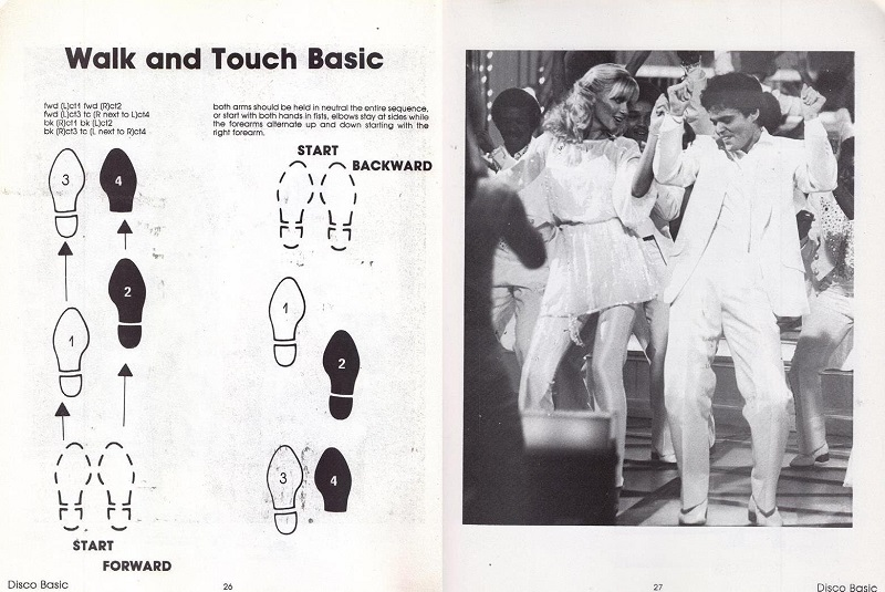 Walk and Touch Basic