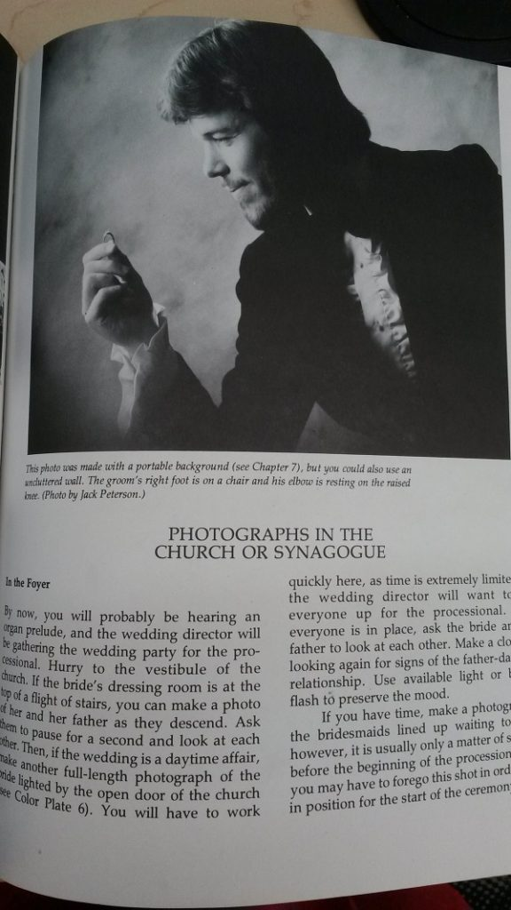 Photographs in the Church or Synagogue