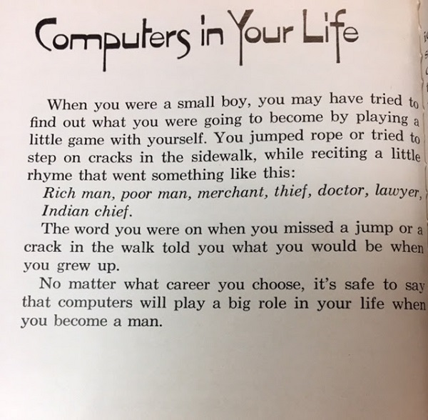 Computers in your life